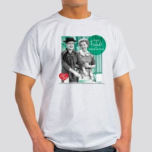 I Love Lucy Fabulous Fun Light T-Shirt