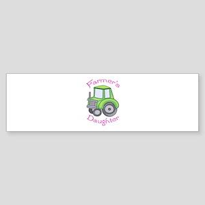FARMERS DAUGHTER Bumper Sticker