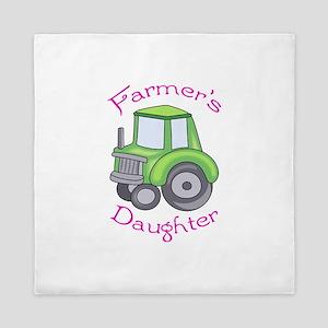 FARMERS DAUGHTER Queen Duvet
