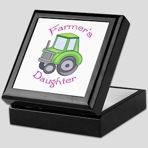 FARMERS DAUGHTER Keepsake Box