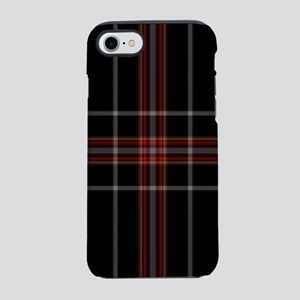scottish tartan patterns iPhone 7 Tough Case