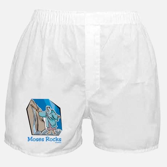 Moses Rocks Boxer Shorts