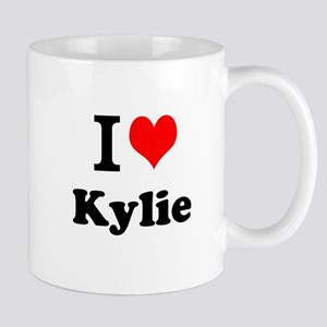 I Love Kylie Mugs