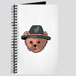 TEDDY BEAR PILGRIM Journal