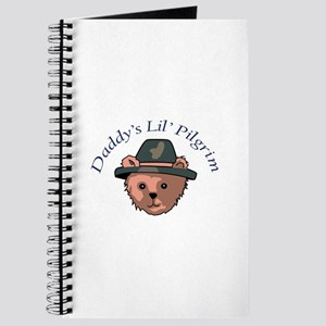 Daddy's Lil' Pilgrim Journal