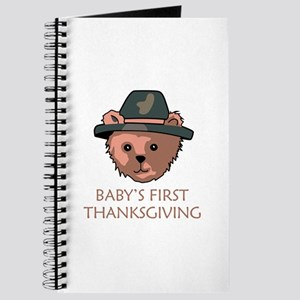 Thanksgiving Journal