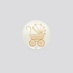 BABY CARRIAGE Mini Button