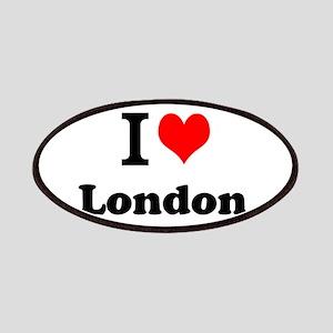 I Love London Patch
