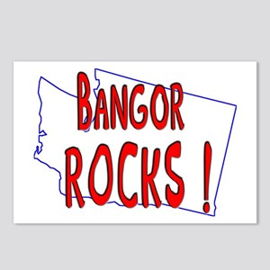 Bangor Rocks ! Postcards (Package of 8)