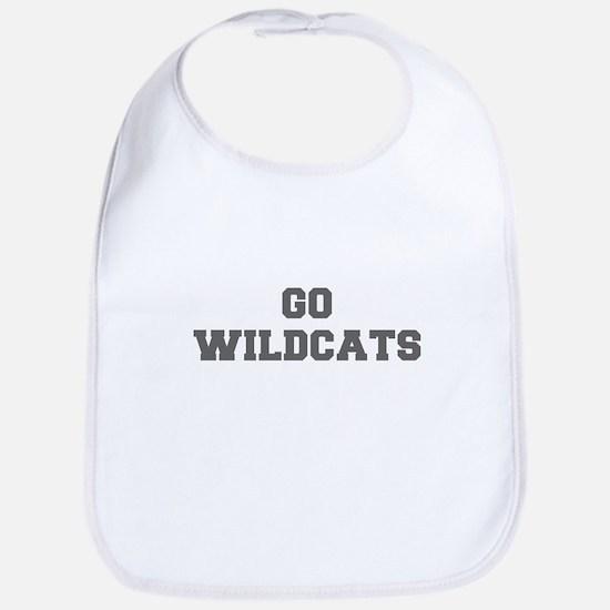 WILDCATS-Fre gray Bib