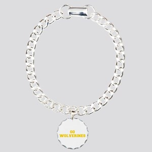 Wolverines-Fre yellow gold Bracelet