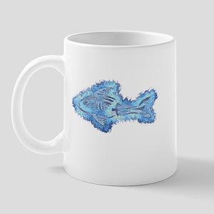 fish art collectibles Mug