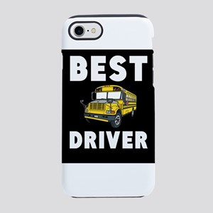 Best School Bus Driver iPhone 7 Tough Case