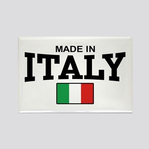 Made In Italy Rectangle Magnet