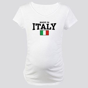 Made In Italy Maternity T-Shirt