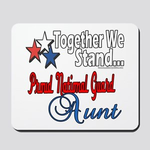 National Guard Aunt Mousepad