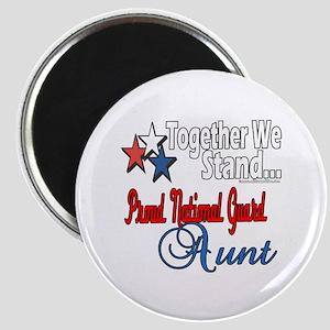 National Guard Aunt Magnet
