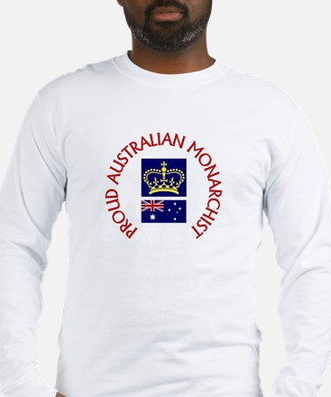 Australian Monarchist Long Sleeve T-Shirt