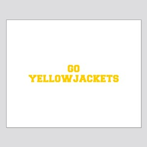 Yellowjackets-Fre yellow gold Posters