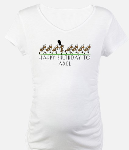 Happy Birthday Axel (ants) Shirt