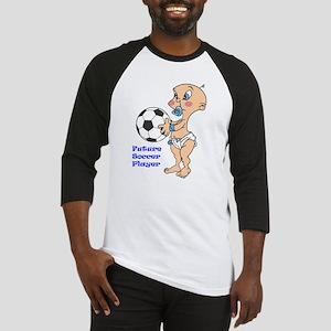 Future Soccer Player Baseball Jersey