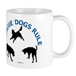 Rescue Dogs Rule Mug