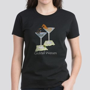 Cocktail Wieners (duo) Women's Dark T-Shirt