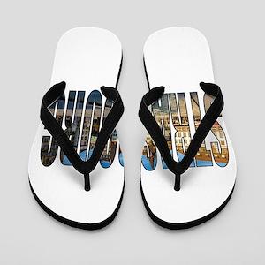 Strasbourg Flip Flops