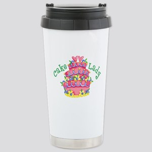 CAKE LADY Travel Mug