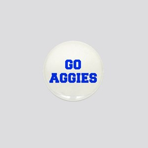 Aggies-Fre blue Mini Button