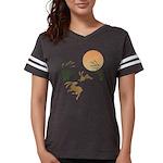 Moon, japanese pampas grass Womens Football Shirt