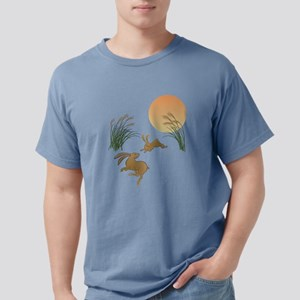 Moon, japanese pampas gr Mens Comfort Colors Shirt