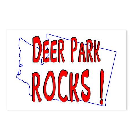 Deer Park Rocks ! Postcards (Package of 8)