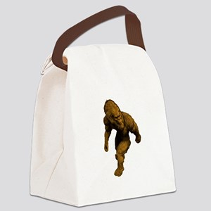 WALK ON TODAY Canvas Lunch Bag