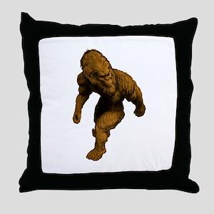 WALK ON TODAY Throw Pillow