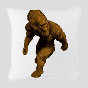 WALK ON TODAY Woven Throw Pillow