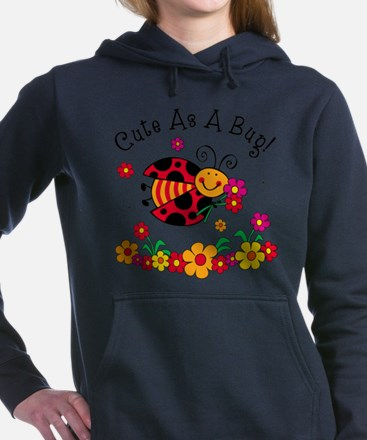 Ladybug Cute As A Bug Sweatshirt