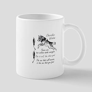 CHEROKEE WISDOM Mugs