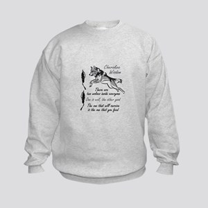 CHEROKEE WISDOM Sweatshirt