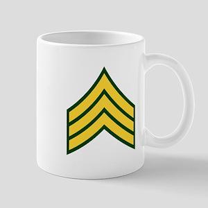 """Army E5 """"Class A's"""" Mug"""
