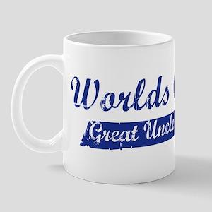 Greatest Great Uncle (blue) Mug