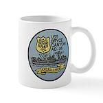 USS BRYCE CANYON Mug