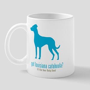 Louisiana Catahoula Mug