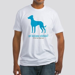Louisiana Catahoula Fitted T-Shirt