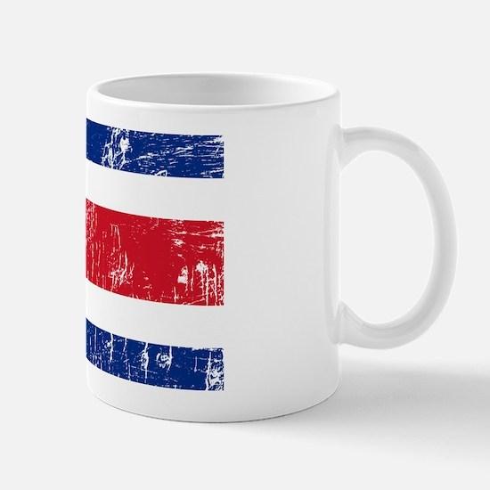Vintage Costa Rica Mug