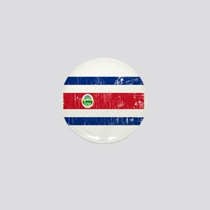 Vintage Costa Rica Mini Button