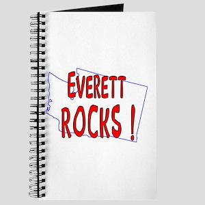 Everett Rocks ! Journal