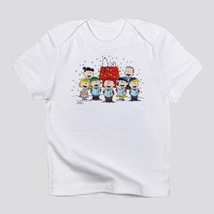 Peanuts Gang Christmas Infant T-Shirt