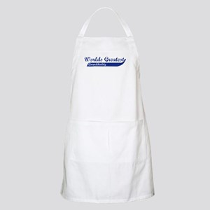 Greatest Granddaddy (blue) BBQ Apron