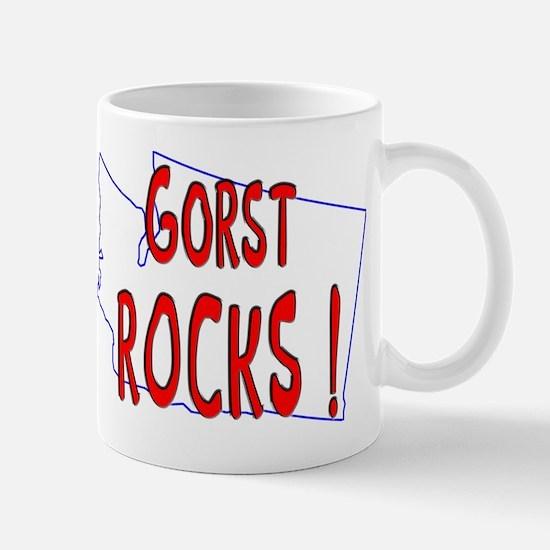 Gorst Rocks ! Mug